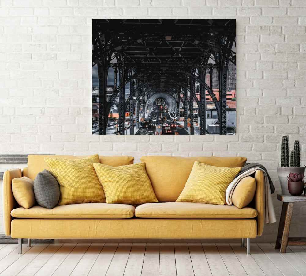 Digital New York art prints for sale.