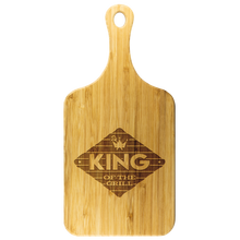 Load image into Gallery viewer, King of the grill gifts for him.