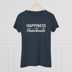 Happiness Is Homemade Short Sleeve Tee