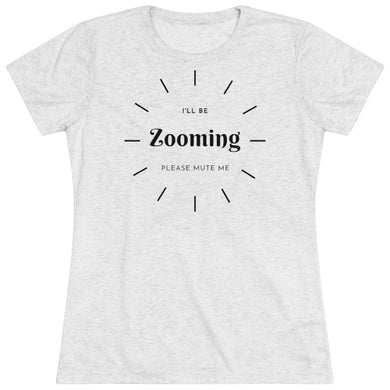 Make someone smile with our zooming tee shirt.