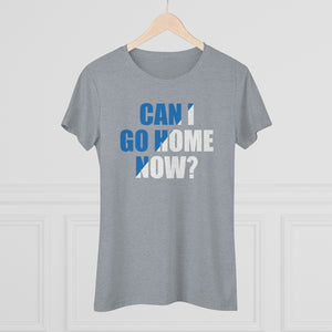 Can I Go Home Now Short Sleeve Tee