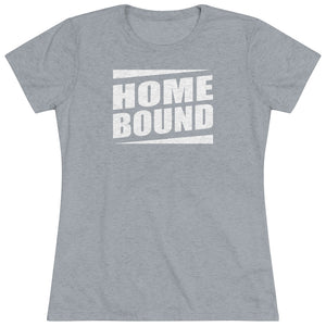 Heather gray t shirt for women.