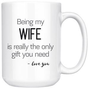 His and Hers Funny Coffee Mugs | Cheap Couple Gift Ideas They'll Love