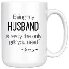Load image into Gallery viewer, His and Hers Funny Coffee Mugs | Cheap Couple Gift Ideas They'll Love