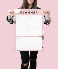 Load image into Gallery viewer, Girl boss wall planner