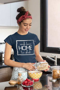Cute work from home tee shirts