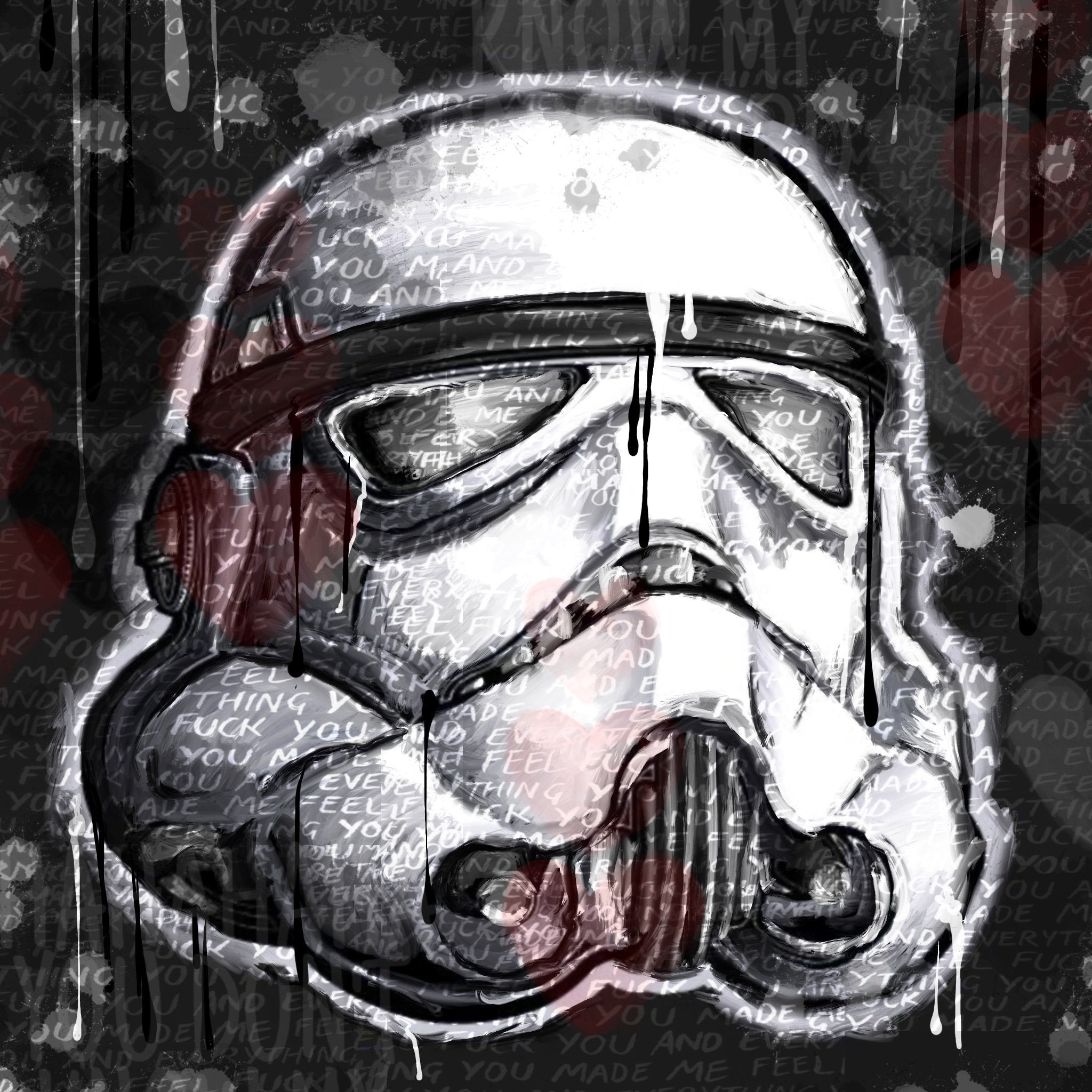 WHITE TROOPER