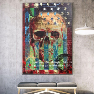 American Skull - LIMITED EDITION🔖 -