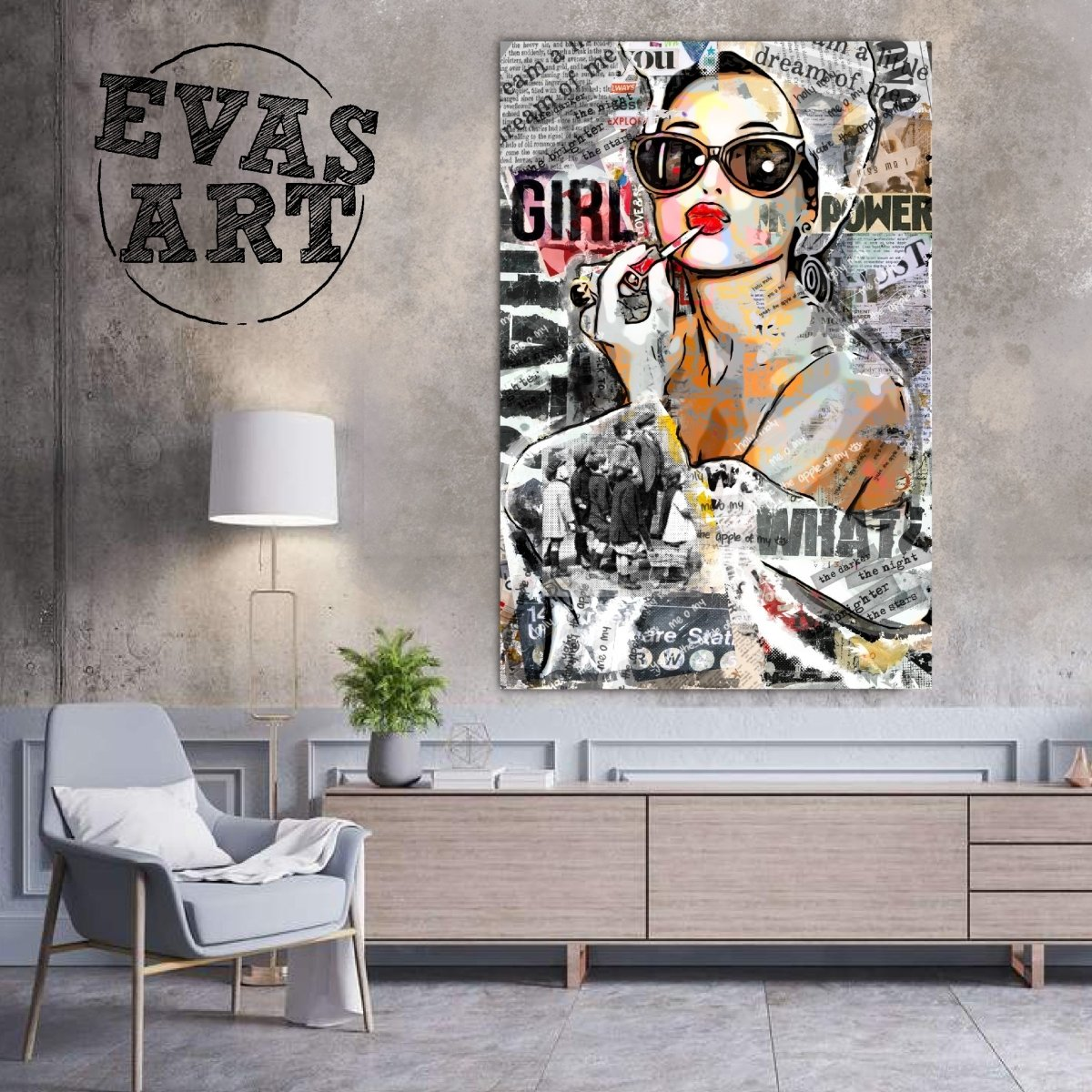 GIRL POWER - EVASART