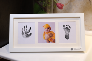 BabySquad™ Photo Frame Kit