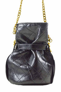 QUILTED MINI HANDBAG