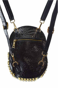 HAT RHINESTONE BACKPACKS