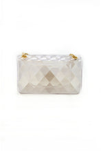 Load image into Gallery viewer, CLEAR JELLY TENDER CROSS BODY BAG(MINI)
