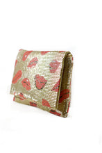Load image into Gallery viewer, LIPS PRINTED EVENING CLUTCH