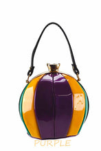 Load image into Gallery viewer, Multi Color Ball Shape Top Handle Handbag Chic Party Purse
