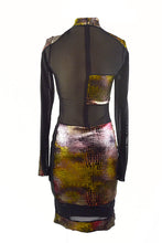 Load image into Gallery viewer, MASH BODYCON DRESS
