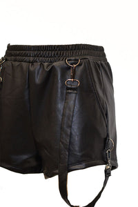 PU SHORT PANTS