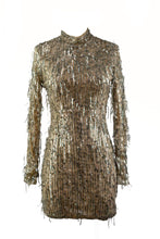 Load image into Gallery viewer, SEQUIN BODYCON DRESS