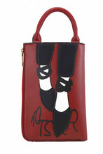 Load image into Gallery viewer, SHOES DESIGN MINI TOP HANDLE BAG