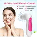 5 in 1 Electric Facial Cleanser
