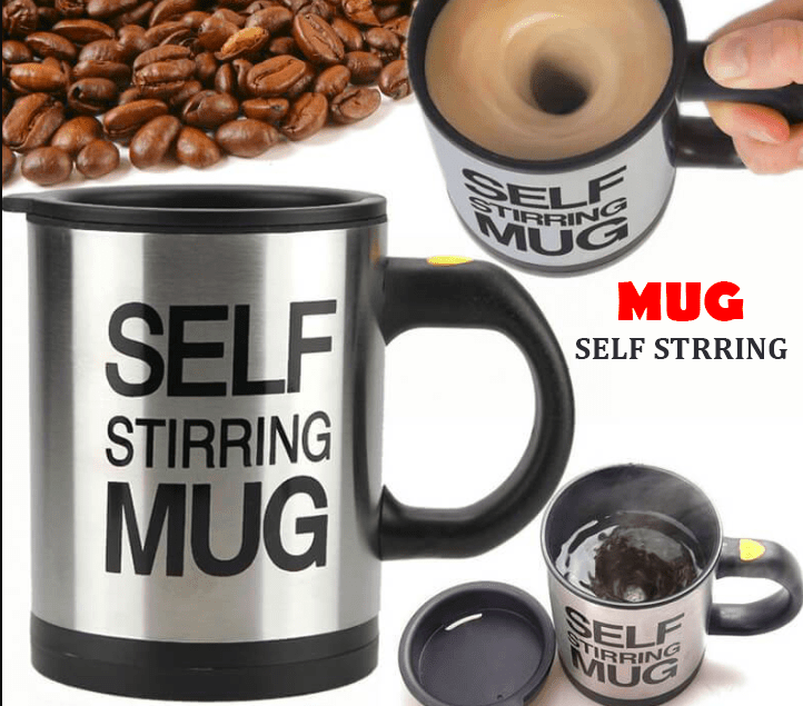 Self Stirring Coffee Mug Buy Online
