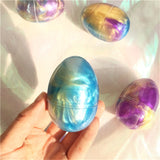 Galaxy Crystal Slime Slime Colourful Mud