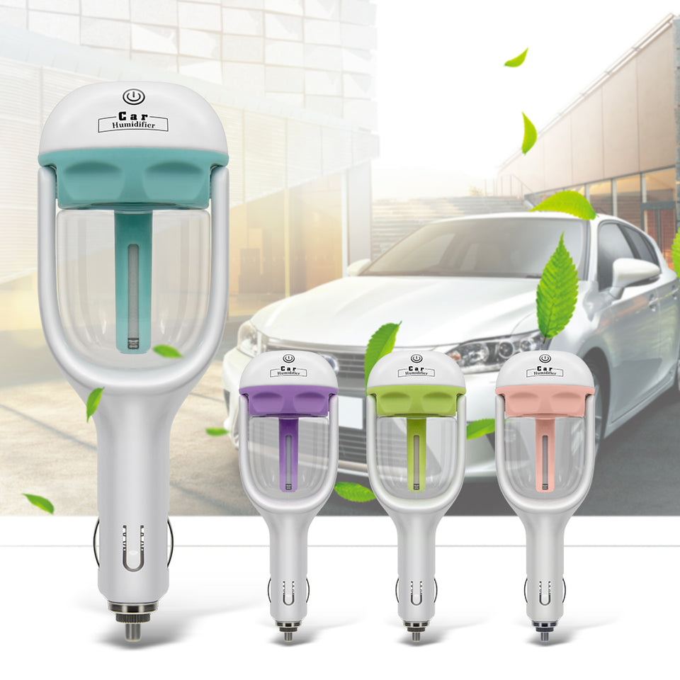Mini Car Purifier and Humidifier