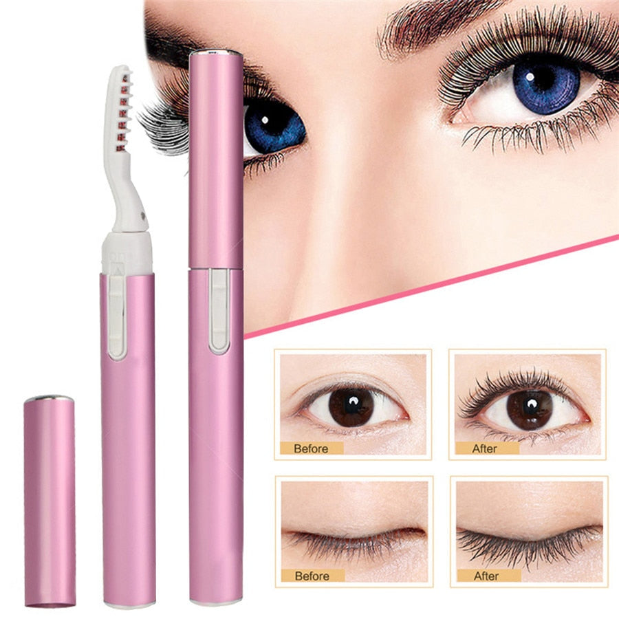 Heated Eyelash Curler Best Portable Pen Curler