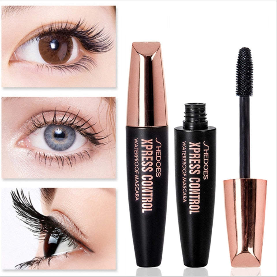 Souq Online Silk Fiber Lash Mascara Waterproof Makeup
