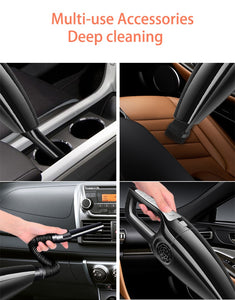 Portable Car Vacuum Cleaner High Suction For Car