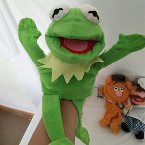 Kermit The Frog Muppet Hand Puppet Plush Toy