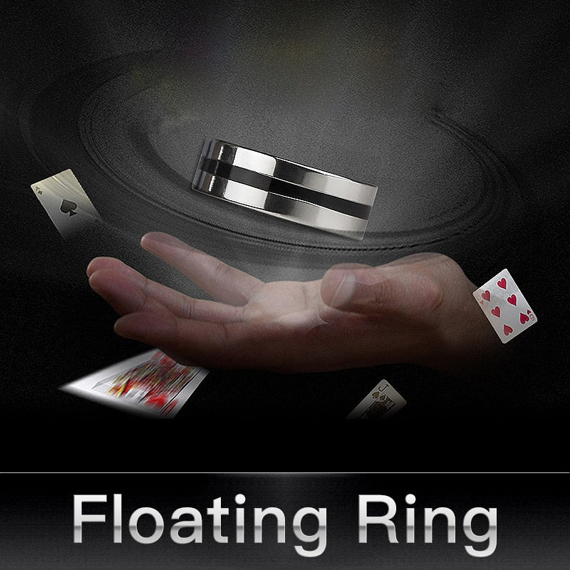 Magic Flying Ring