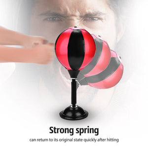 Desktop Punching Bag Toy for Stress Relief