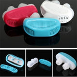 Anti Snore Silicon Nose Clip