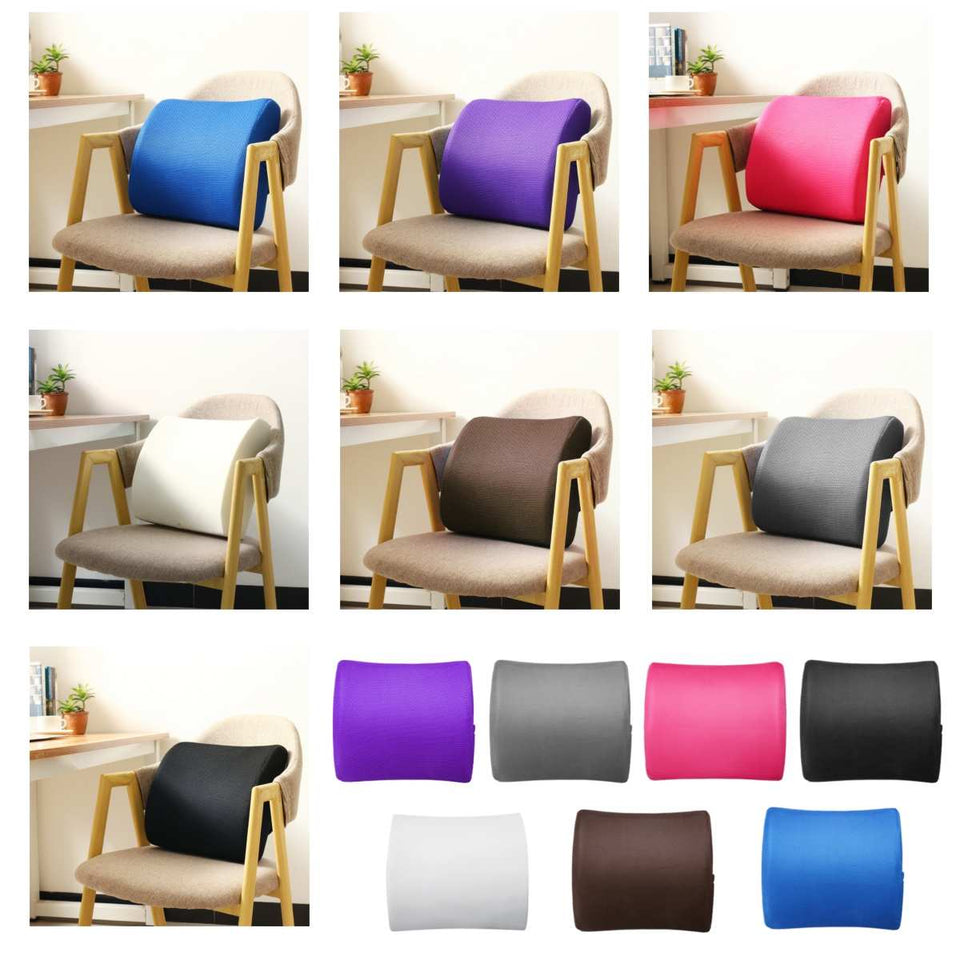 Seat Support Pillow for Back Pain