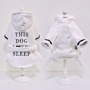 Cute Dog Clothes - This Dog Loves Sleep