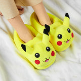 Pikachu Slippers for Kids/ Adults