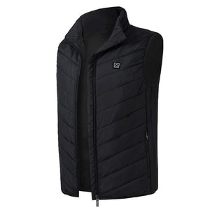 Men and Women's Heated Vest for Hiking