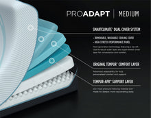 Load image into Gallery viewer, TEMPUR-ProAdapt® Medium by Tempurpedic™