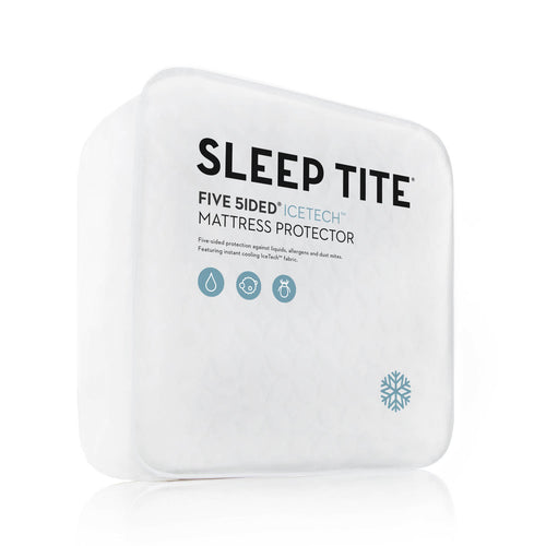 Malouf FIVE 5IDED® ICETECH™ Mattress Protector