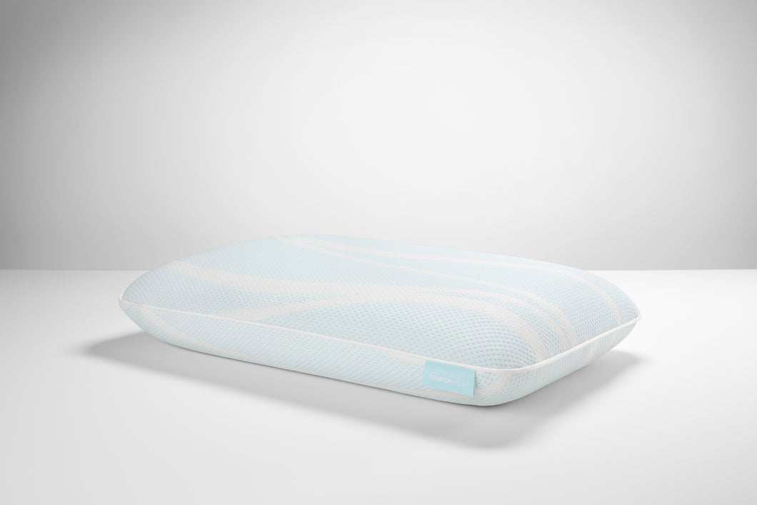 TEMPUR-breeze° PROLO + Advanced Cooling Pillow by Tempurpedic™