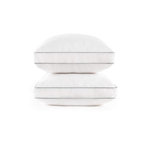 Load image into Gallery viewer, Malouf Weekender Shredded Memory Foam Pillow (2 Pack)