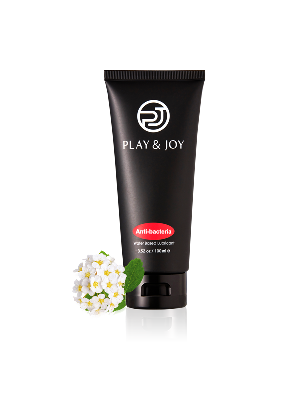 Play & Joy - Antibacterial Water-Based Personal Lubricant-50ml (1.76oz)-Juicy Missy-Personal Lubricant