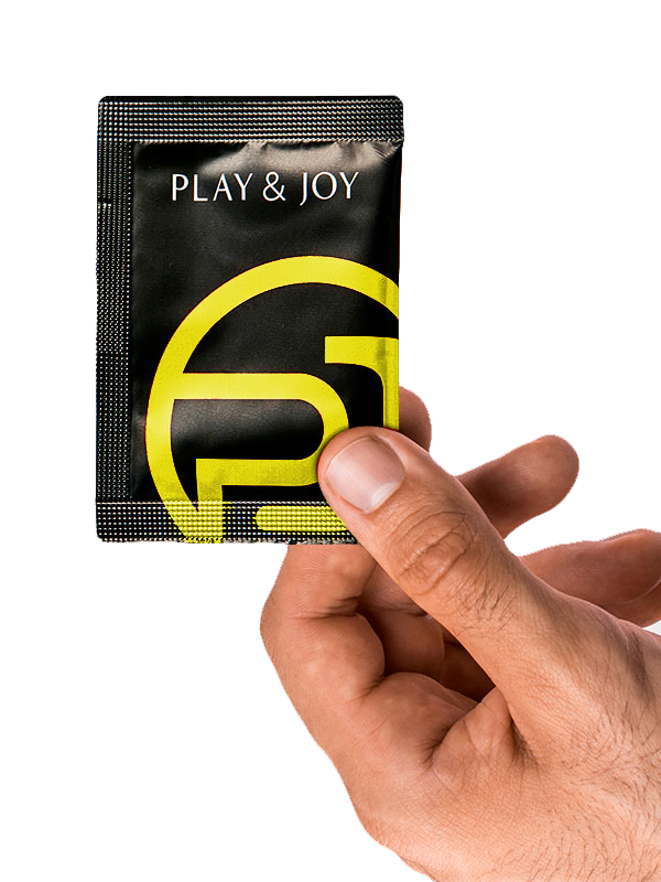Play & Joy - Hot Water-Based Personal Lubricant Travel Packs-Juicy Missy-Personal Lubricant