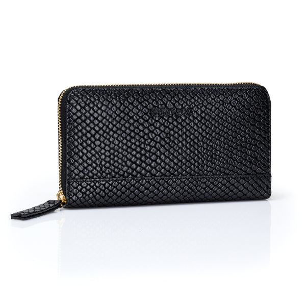 Pablo Wallet - Black Pebble