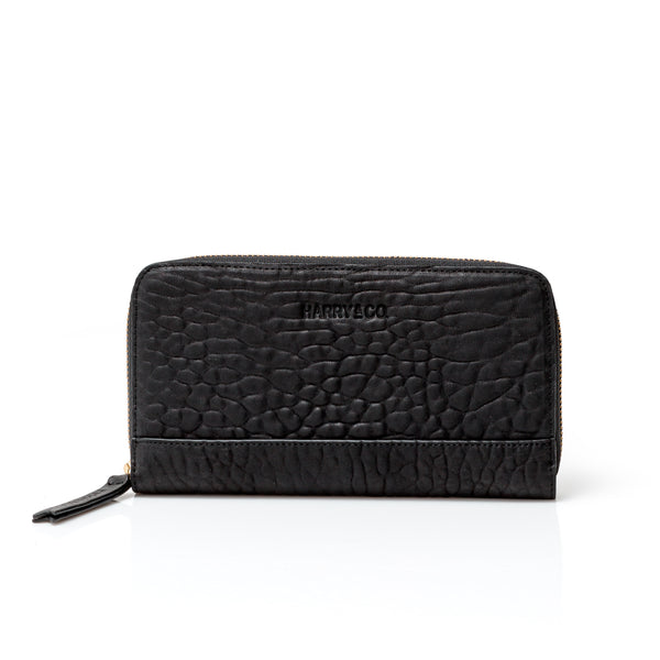 Pablo Wallet - Black Bubble