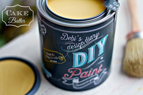 Cake Batter- DIY Paint Co.