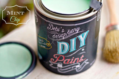 Mint Chip- DIY Paint Co.