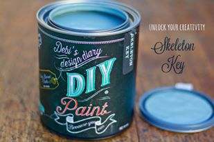 Skeleton Key- DIY Paint Co.