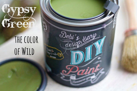 Gypsy Green- DIY Paint Co.